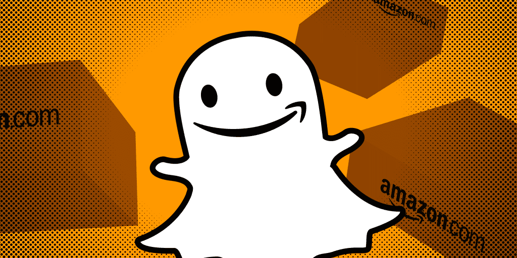 snapchat code reveals team up with amazon for camera search