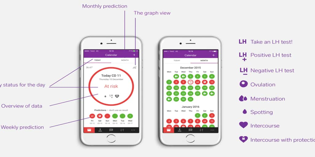 6740b0b0c22  Photo  Natural Cycles . A growing number of apps are helping women who  want to get pregnant track their fertility ...