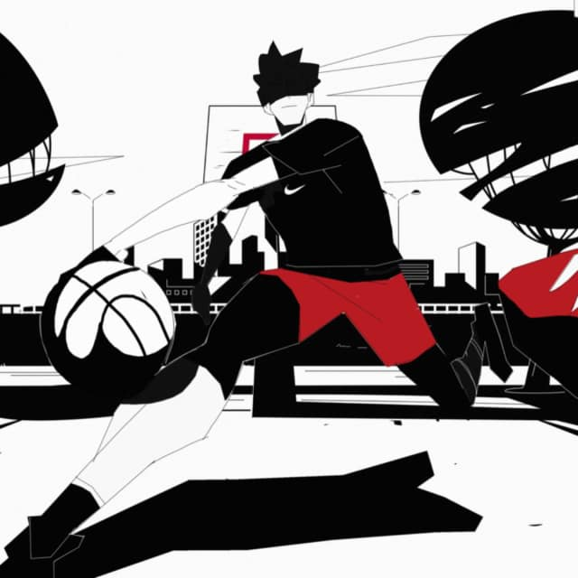 online store c0c4b 966dc How R GA Shanghai jumped through hoops to create an immersive basketball  campaign for Nike China