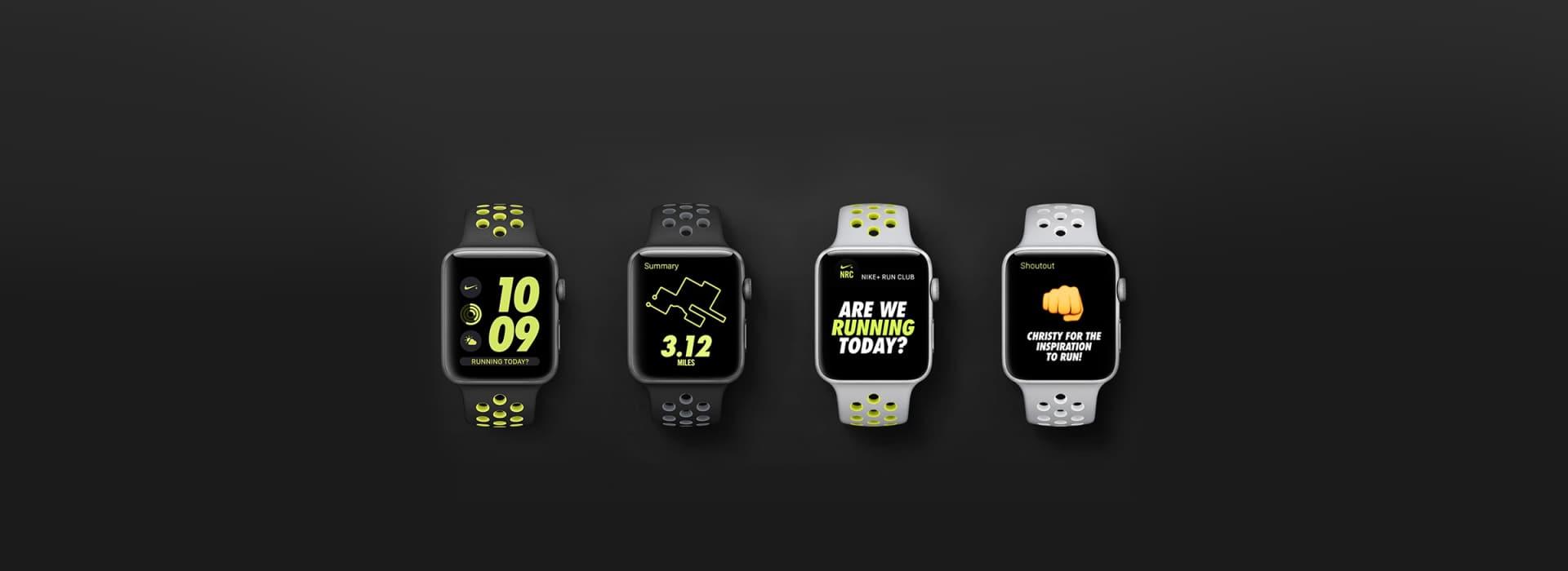 Apple Watch Nike+ | Work | R/GA