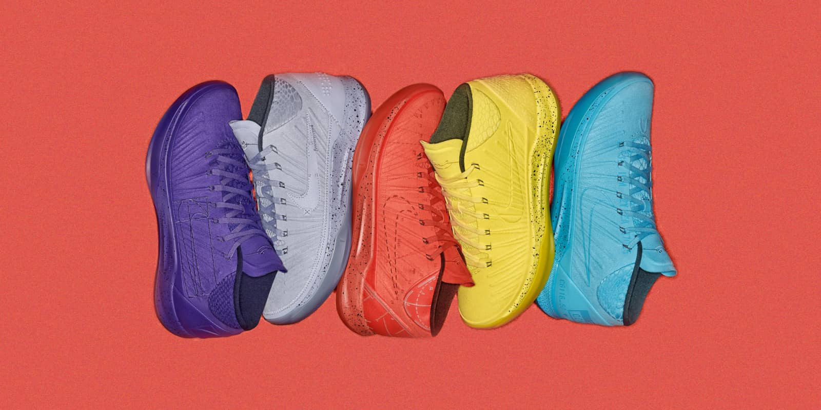quite nice 48f1f 03092 Nike Campaign Channels Kobe Bryant s Color Philosophy   News   R GA